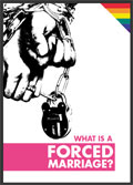 Forced Marriage leaflet