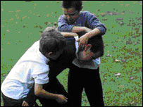 School Children bullying
